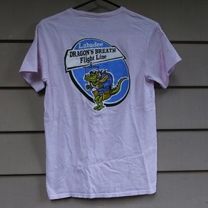 🍉$10 Dragon's Breath Flight Line Haiti T Shirt